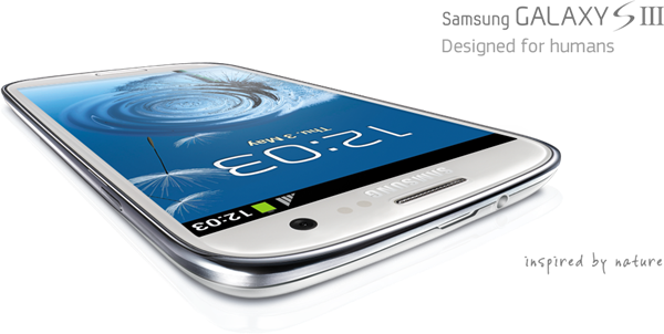 Samsung Launches Galaxy S3 I9300. Specs Galore