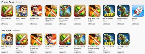 Halfbrick-Studios-apps-free