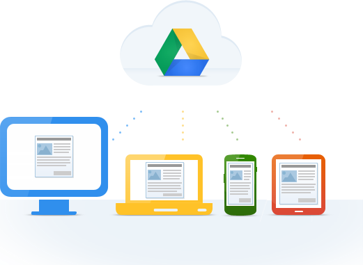 Google Drive for Windows PC