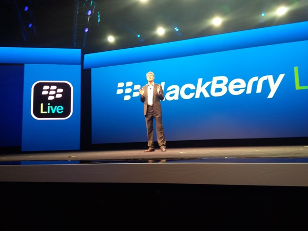 BlackBerry BB 10.1 - what's new
