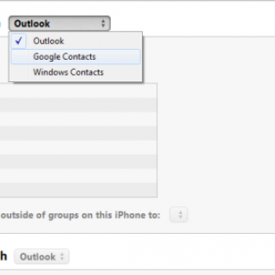 How to Sync iPhone Contacts to Gmail / Google Contacts