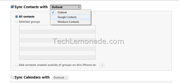 iTunes-Sync-Contacts-with