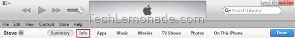 iTunes-info-tab