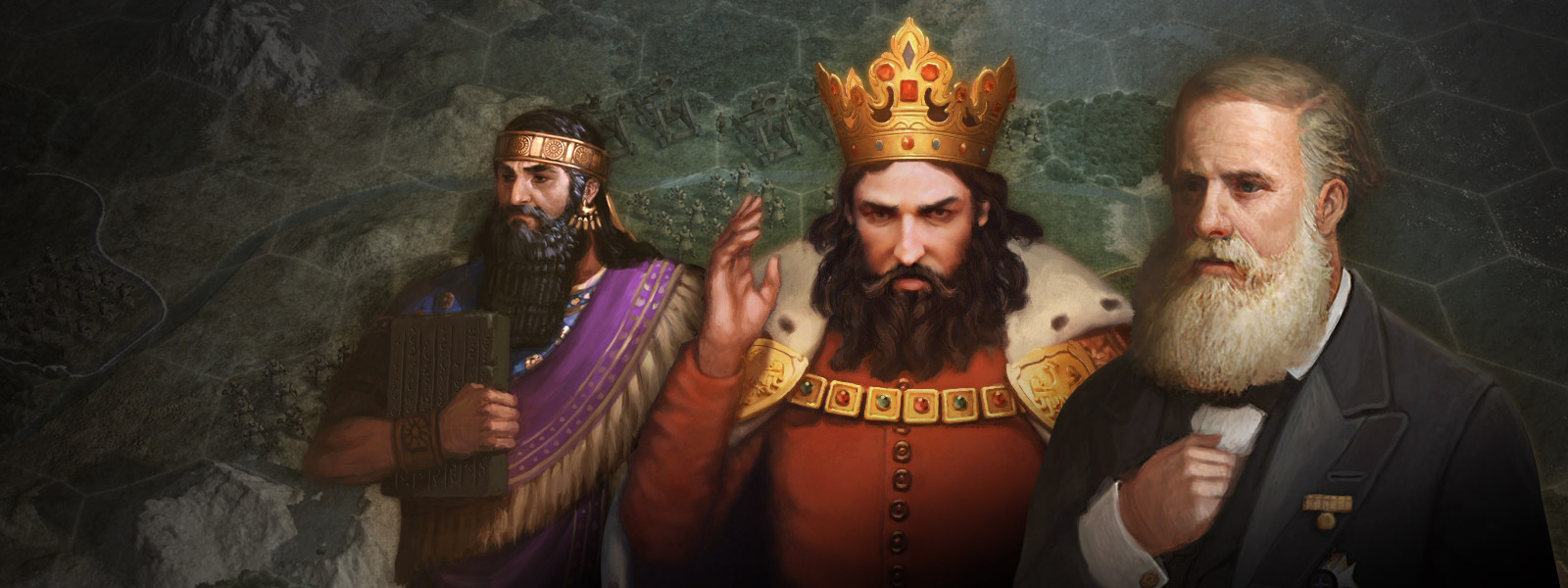 List of New Leaders in Civilization 5 Brave New World Expansion Pack