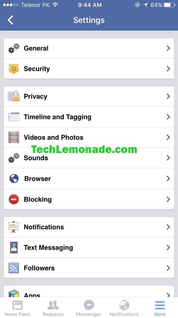 how to change desktop settings on iphone
