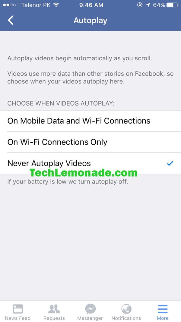 how to set autoplay windows 10 iphone