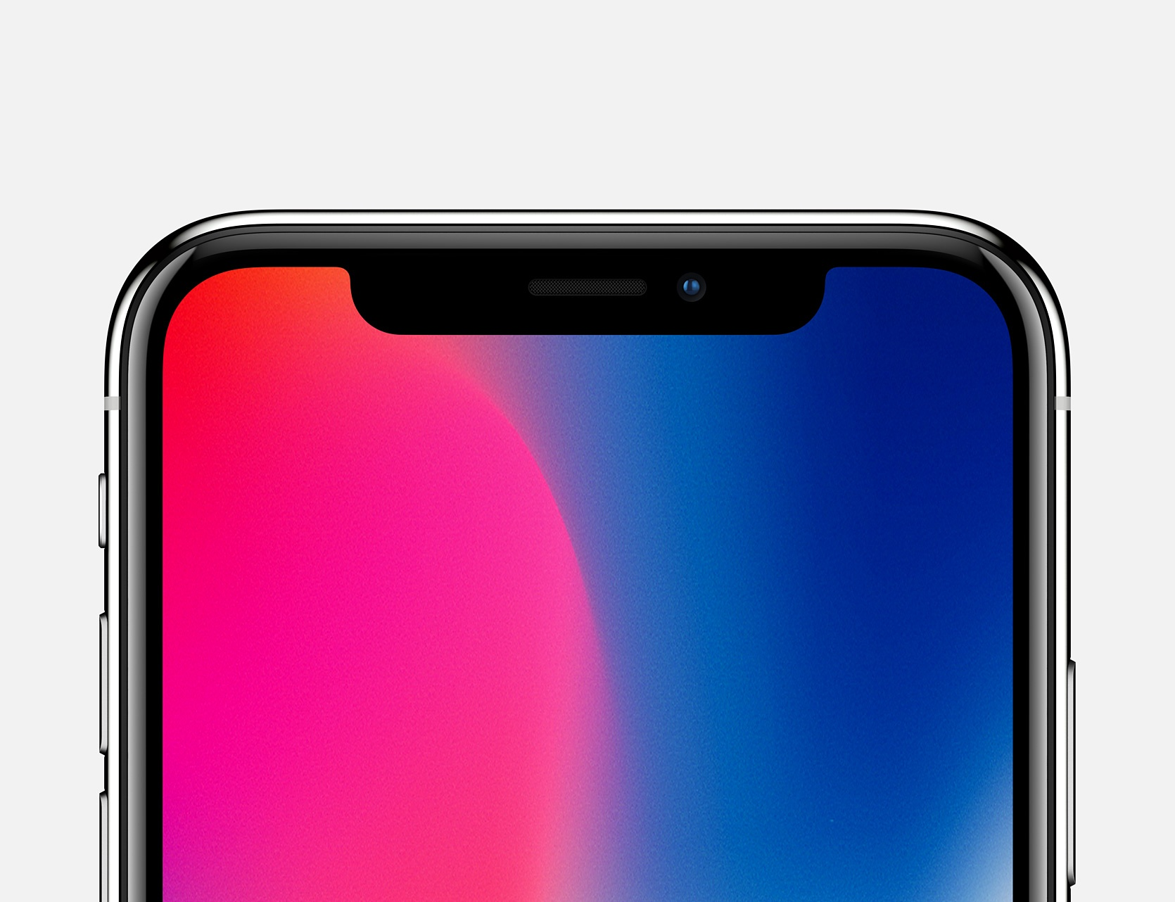 Iphone X First Charge