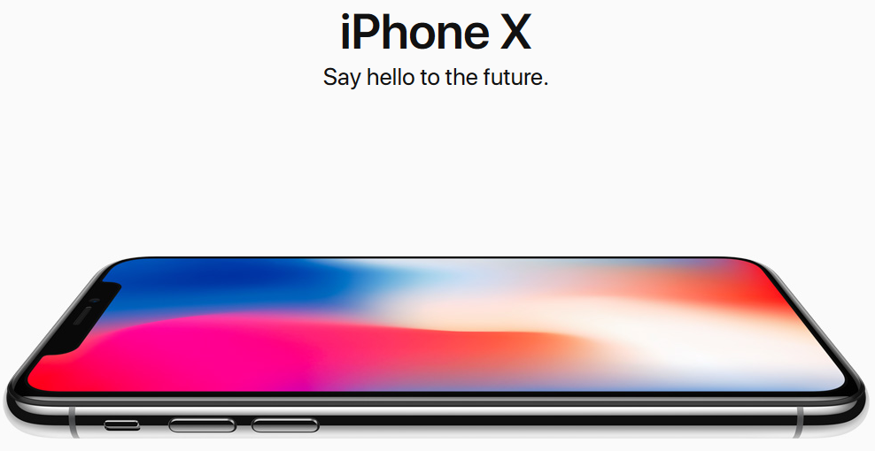 Apple iPhone X 2017